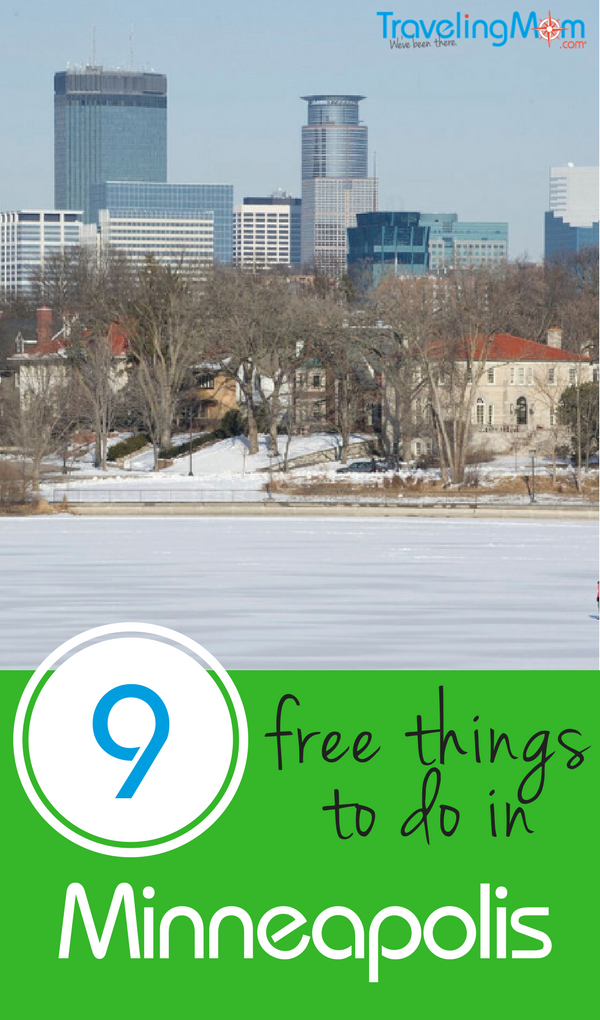 Be sure to leave enough time to explore all the free things to do in Minneapolis
