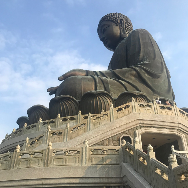 "Hong Kong is home to the ""Big Buddha"", the tallest seated Buddha statue in the world."