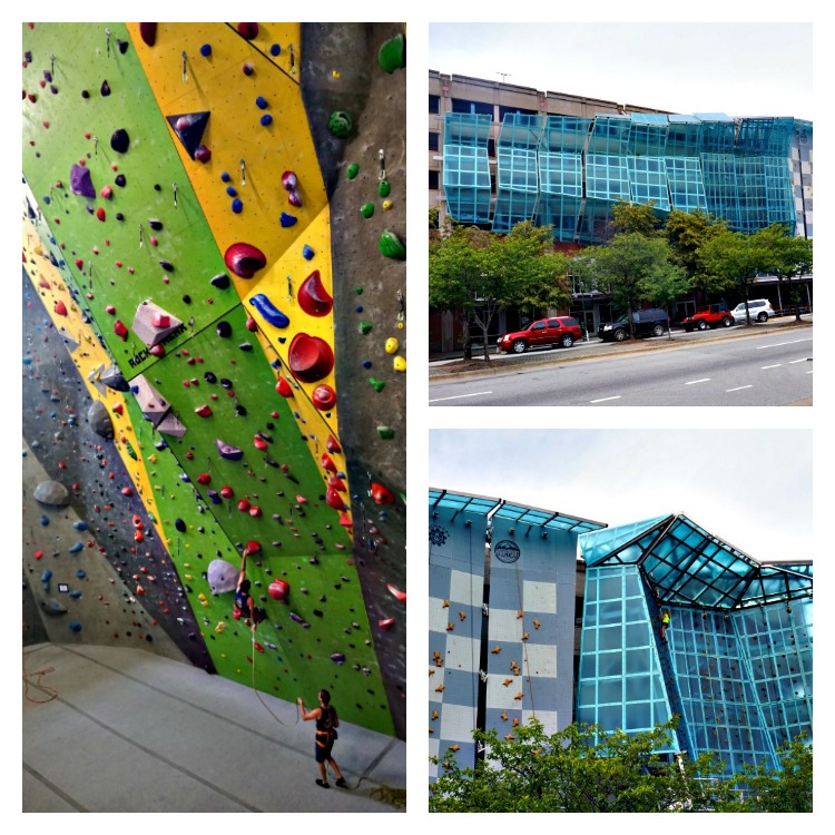 Chattanooga's Top Notch Climbing Gym
