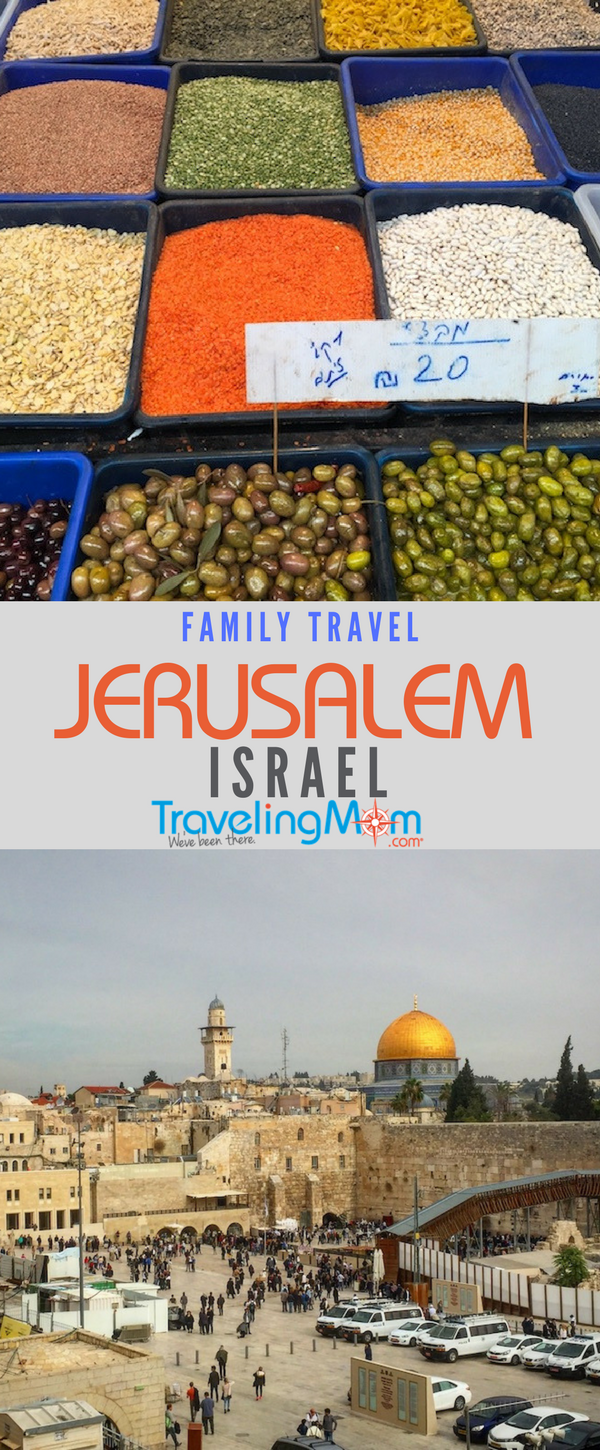 Things to do with family in Jerusalem, Israel