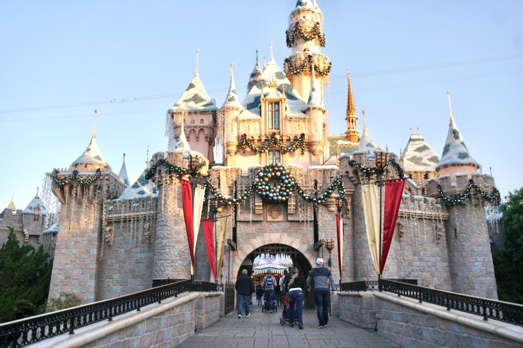 Location is everything when planning a vacation to Disneyland! Photo by Multidimensional TravelingMom, Kristi Mehes.
