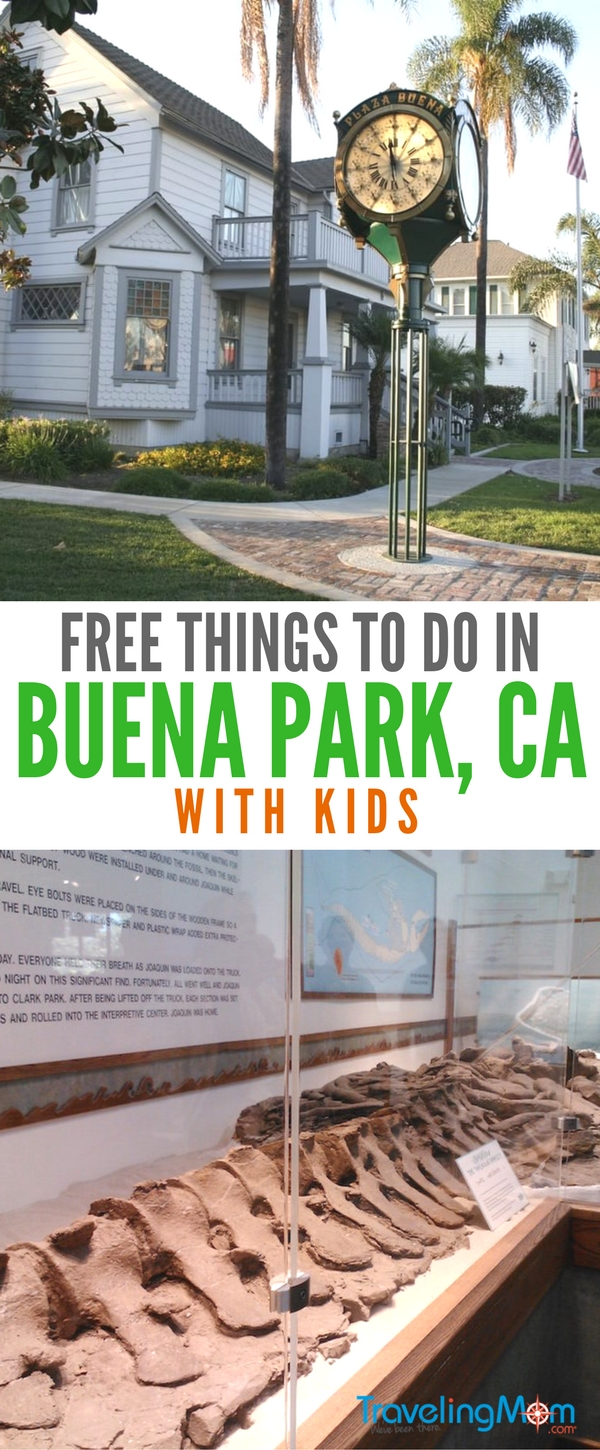 Going to Buena Park, CA? Don't miss this list of free things to do!