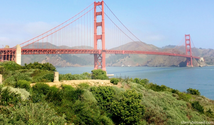 Check out our list of active family vacation ideas. San Francisco is a great option.
