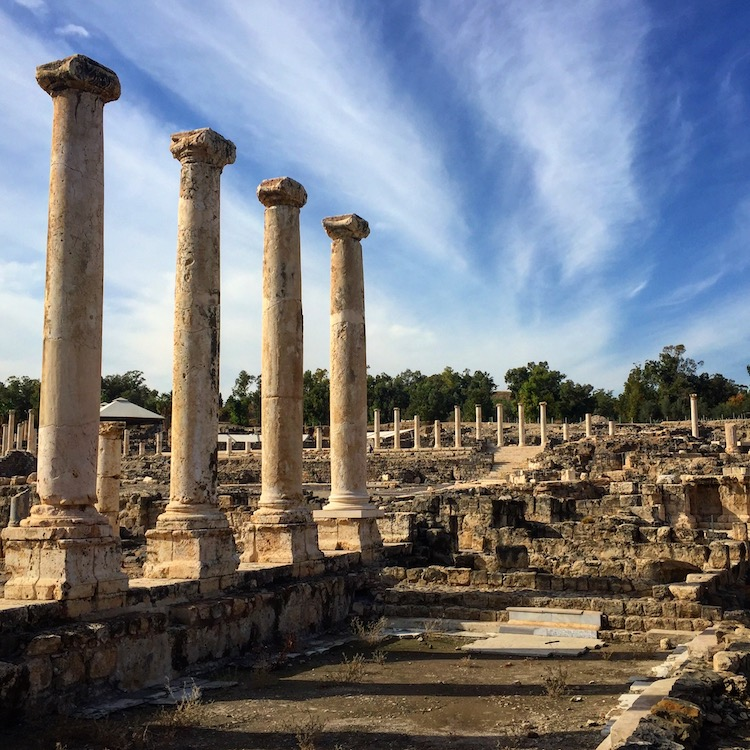 Tips for a family visit to Jerusalem include visiting archeology sites