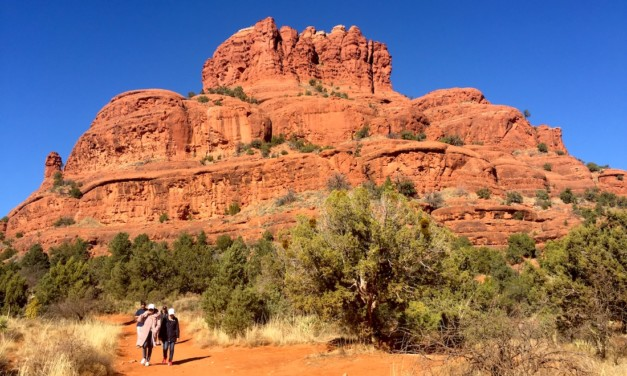 7 Tips for Family Hiking in the Desert