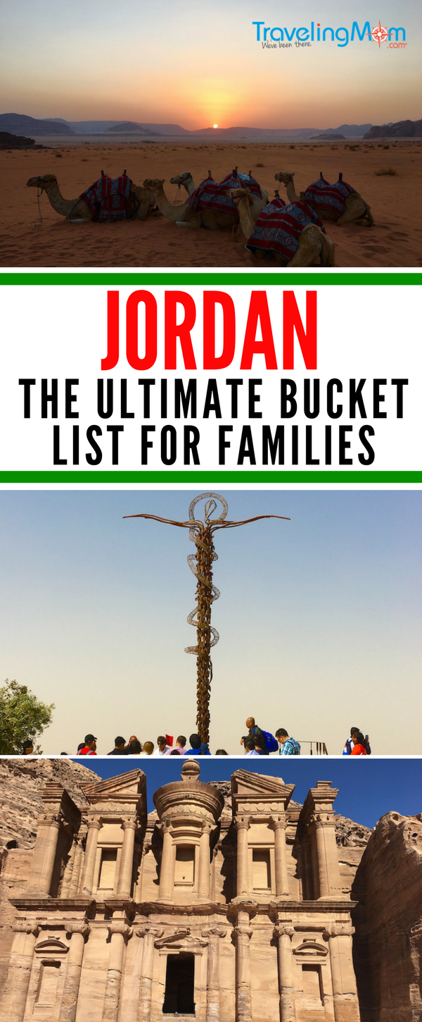 Plan a trip packed full of adventure for your family. With UNESCO World Heritage Sites and Wonders of the Modern World, Jordan is a trip that the kids will remember for a lifetime.