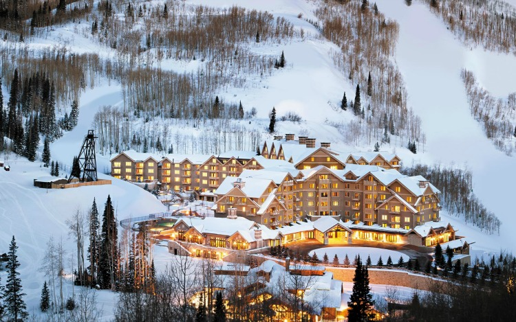 Kid friendly luxury comes easy for spring break skiing at the Montage Deer Valley