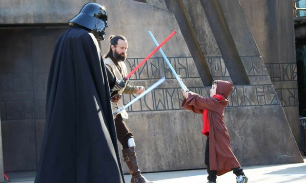 What You Need to Know about Jedi Training at Hollywood Studios