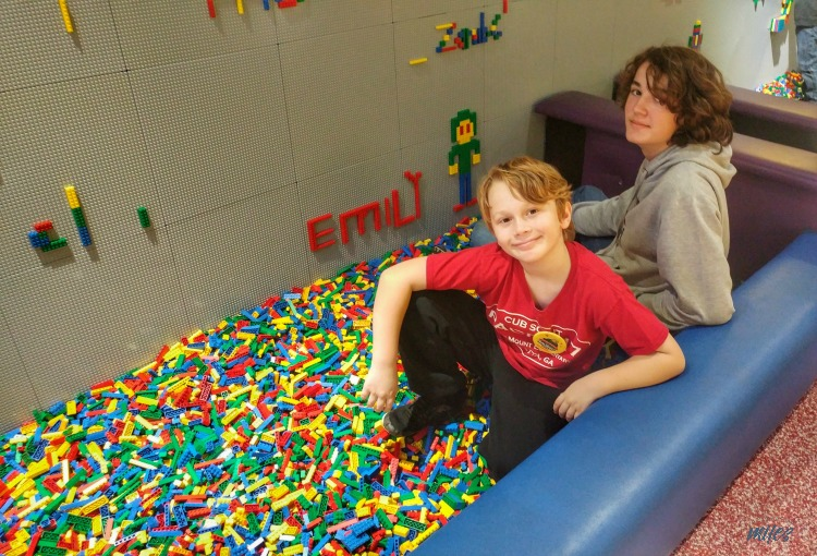 Let your kids unleash their creativity in the Imagination Zone during LEGOLAND Florida NINJAGO Days.