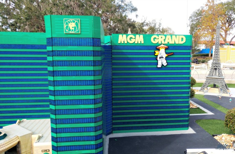 Do your kids love scavenger hunts? Even the littlest ninja in your family can join in spotting Master Wu at MINILAND USA during LEGOLAND Florida NINJAGO Days.