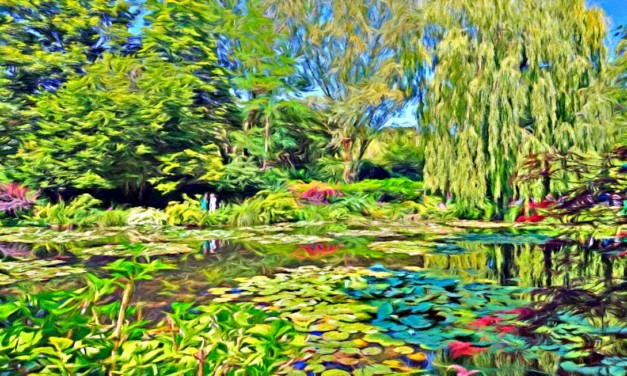 The Perfect Day Trip by Train from Paris – Explore Monet's Gardens