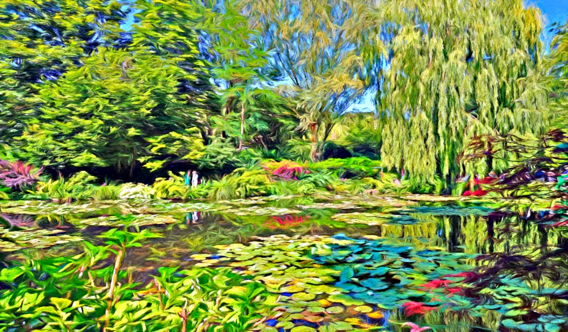 Monet's Gardens: the perfect day trip by train from Paris