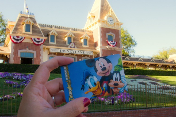 Save money on Disney with a Disneyland Annual Pass