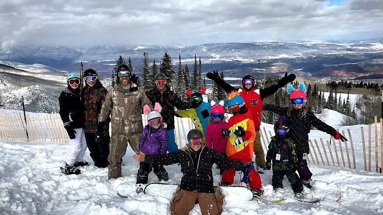 Sunlight Mountain Resort is our top choice for family fun at an Uncrowded Colorado Ski Resort!