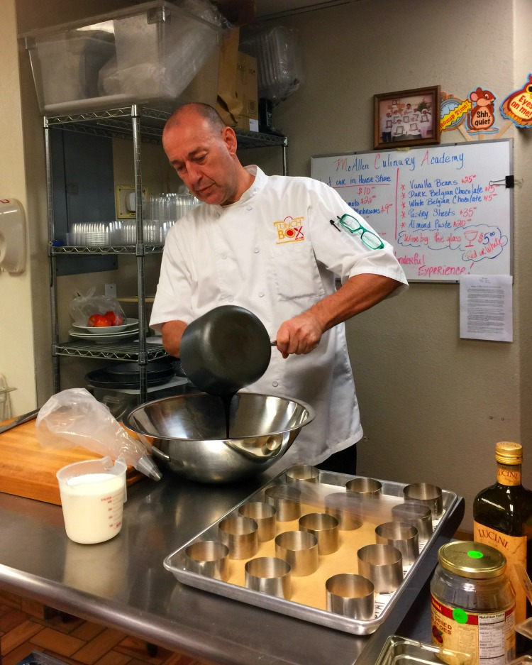 Cooking class with Chef Marcel in McAllen - things to do in McAllen Texas