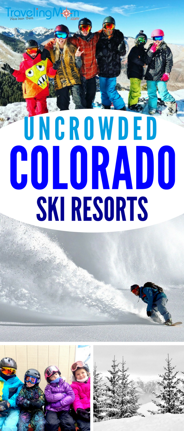 Insider's Guide to the Top 7 Uncrowded Colorado Ski Resorts