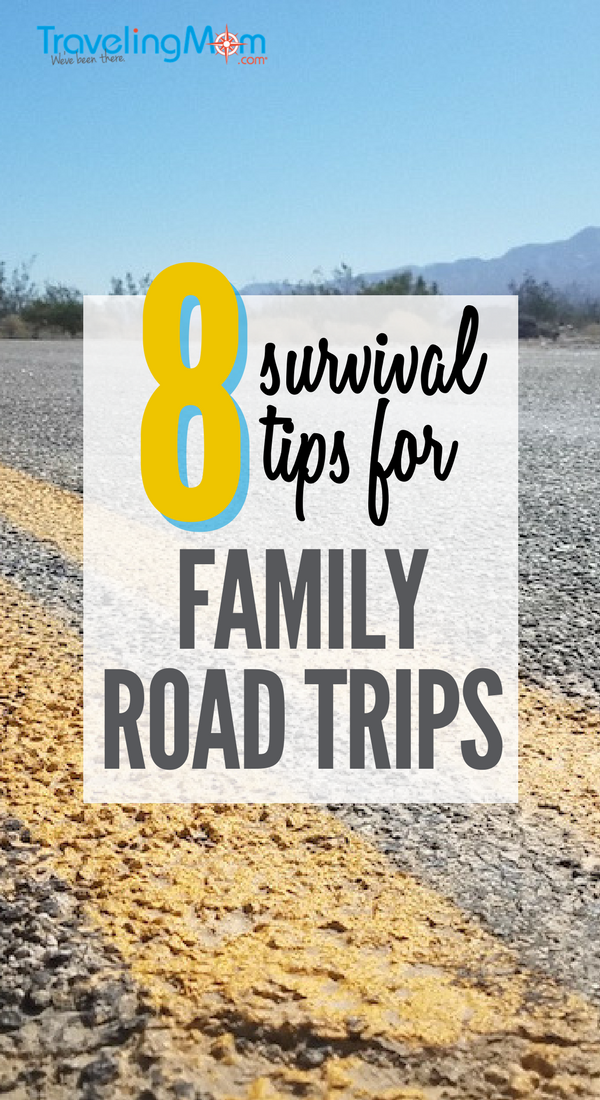 Get ready for your spring break road trip with these family road trip tips.