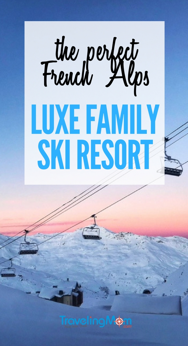 is the new Club Med a perfect French Alps luxe family ski resort