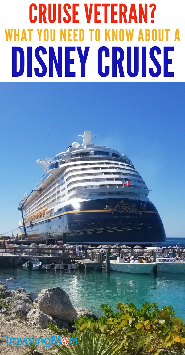 "Even a veteran cruiser will find a ""whole new world"" on a Disney Cruise. Read on to learn all about the special fun Disney provides its cruise passengers."