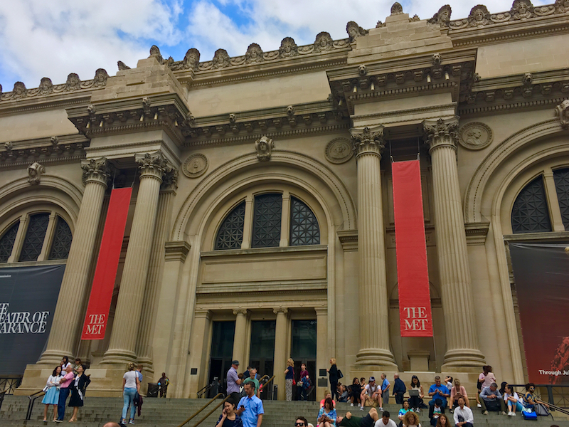 Visit The Met. Top Museums for Kids in NYC.