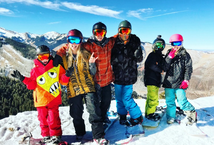 Get your friends together and have a blast at A-Basin, a very Uncrowded Colorado Ski Resort.