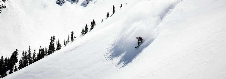 If you are looking for powder and virtually no people, Silverton Mountain is the top Uncrowded Colorado Ski Resort!