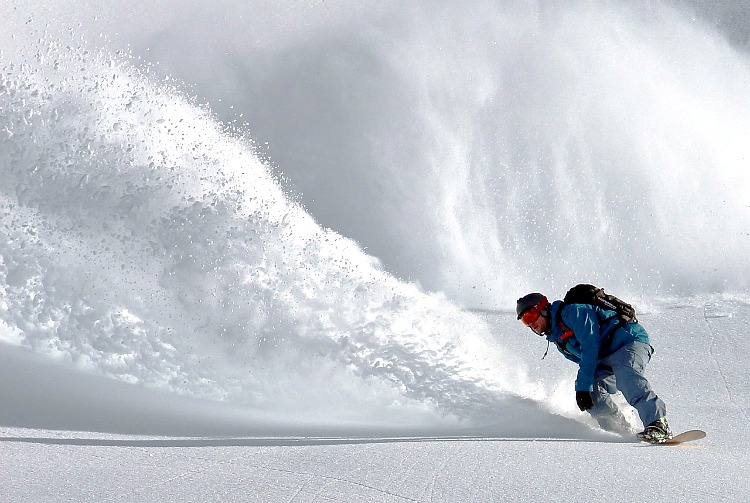 Powder is the main reason to seek out the most Uncrowded Colorado Ski Resorts.
