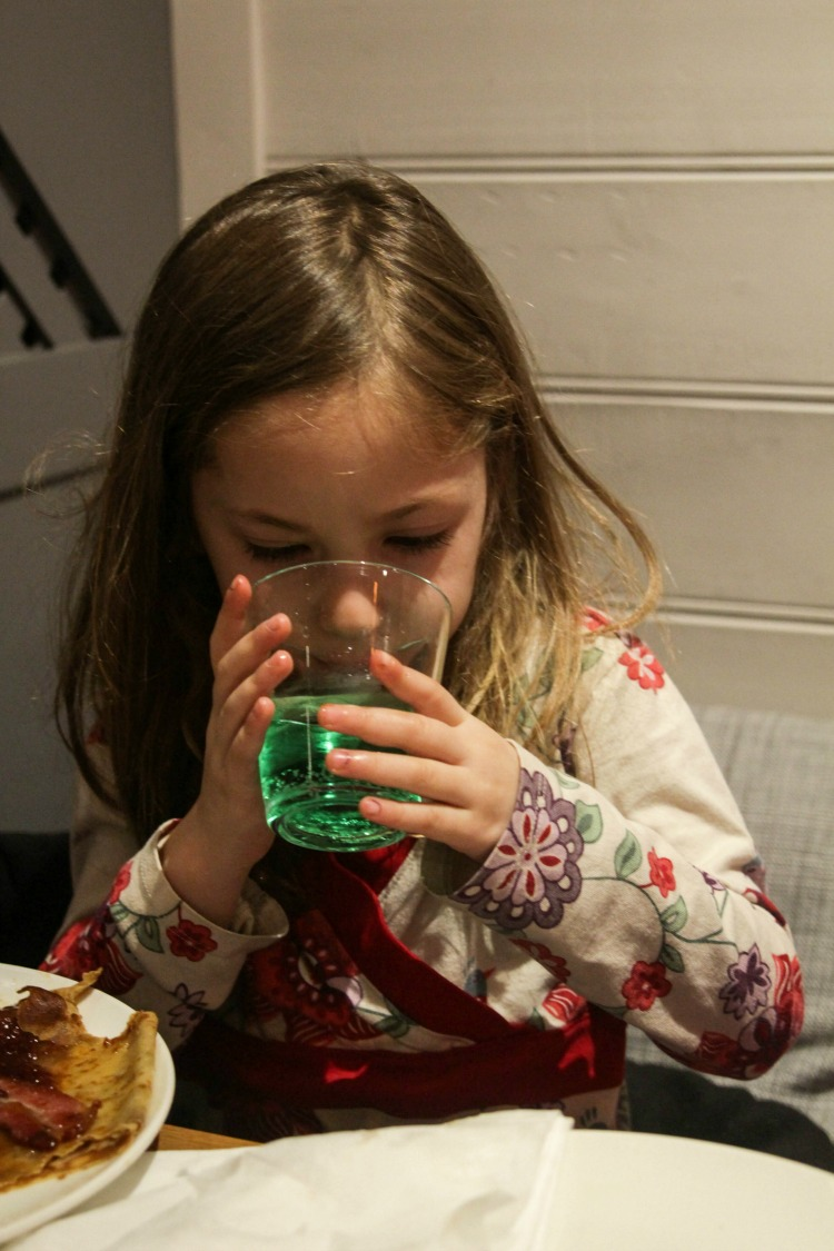 Have your kids ever tried Diablo Menthe in Paris? It can be a special treat when visiting Europe with kids.