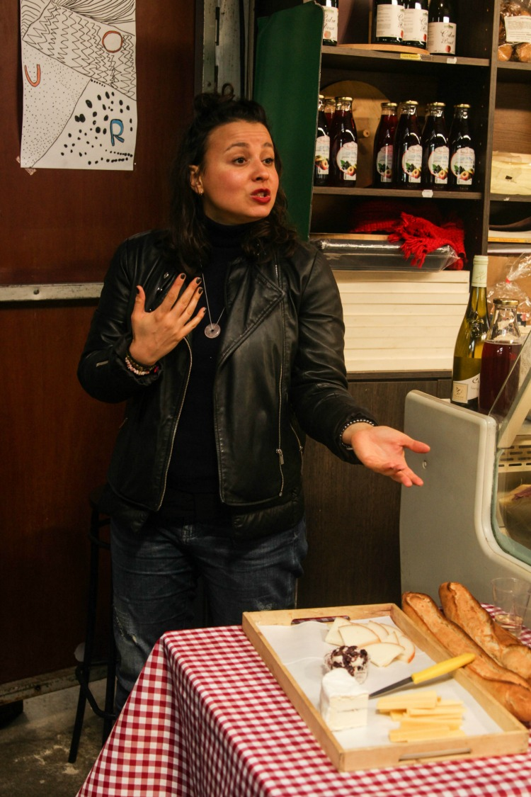 One of the best tips for visiting Europe with kids is to take in a foodie tour or two.