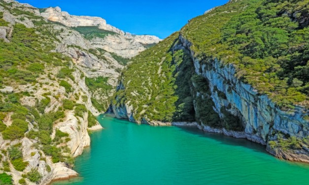 Visiting Verdon Gorges in France – Europe's Grand Canyon