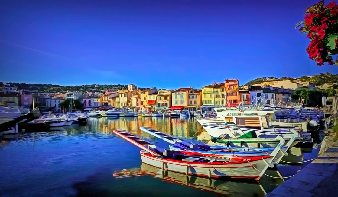 Cassis, An Inviting And Picture Perfect Town In Southern France Will Make  You Fall In