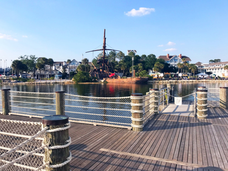 Pirate Adventure Cruises for kids are great activities to do outside the Disney parks.