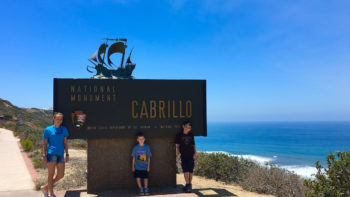 Enjoy Cabrillo National Monument Tide Pools