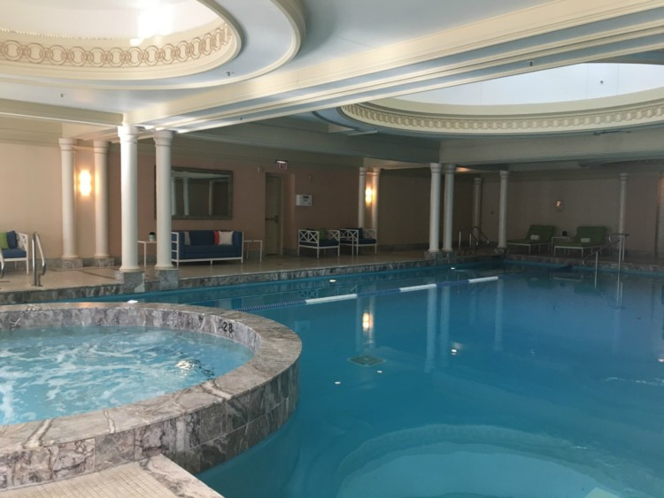 Chicago luxury hotel spa hack: experience a luxury hotel stay on a budget, by booking a treatment and enjoying the day at the hotel's spa.