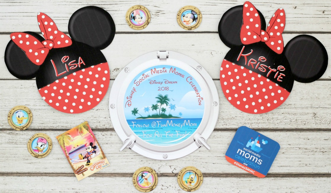 Disney Cruise Personalized Gingerbread Cookie Magnets