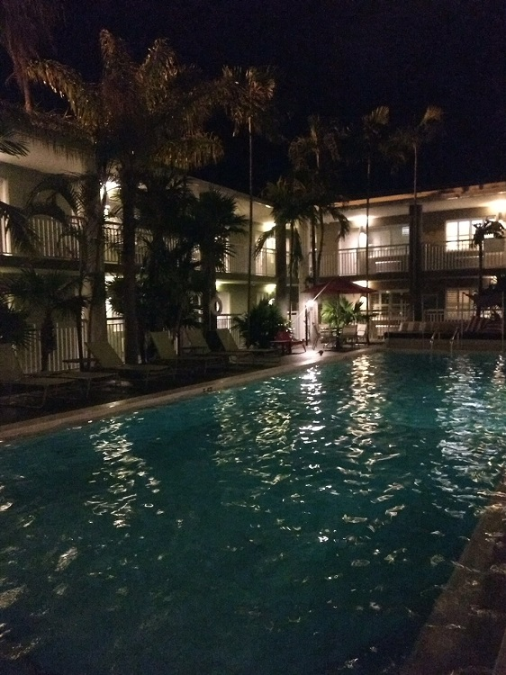 Ready to plan a weekend in Key West itinerary and looking for lodging where you can swim day or night? The Best Western hibiscus Motel offers a heated pool!