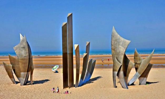 Visit Omaha Beach in Normandy – Memorial to Honor the Brave