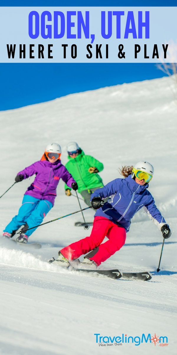 Fun Things to Do in Ogden, Utah Where to Ski & Play