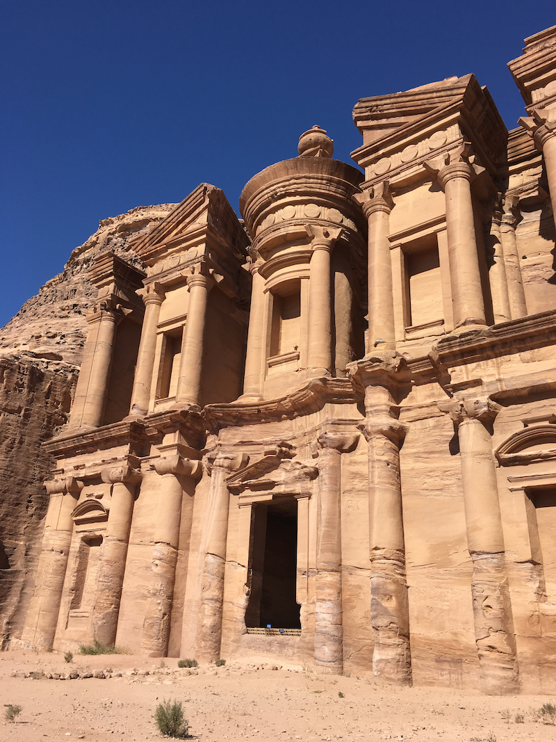 See The Monastery. Tips for visiting Petra Jordan.