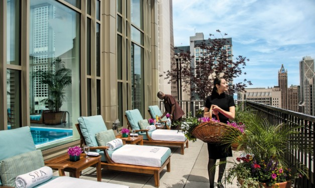 Travel Hack: Experience Chicago's Luxury Hotels by Booking a Spa Treatment