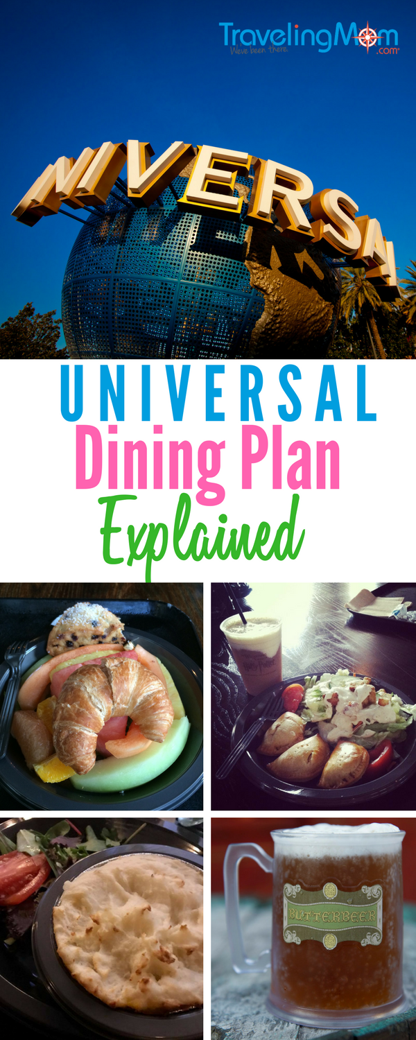 Curious if the Universal Dining Plan is right for your family? We have all the details in Universal Dining Plans Explained.