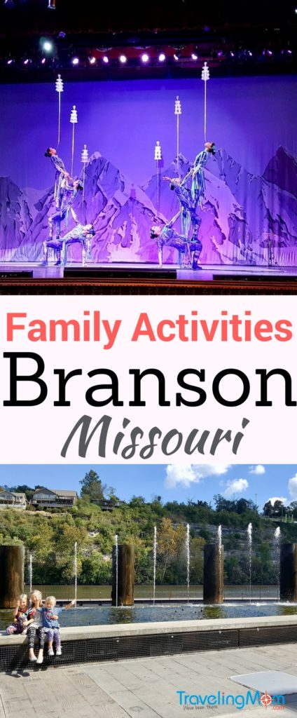 Take the family to Branson, Missouri. See all the things kids in Branson can enjoy doing.