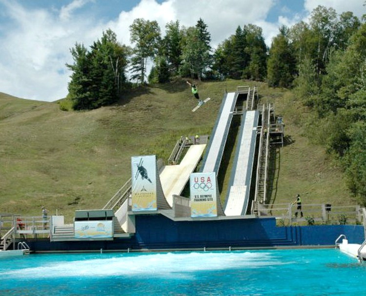 what are things to do in lake placid like the summer jumping series