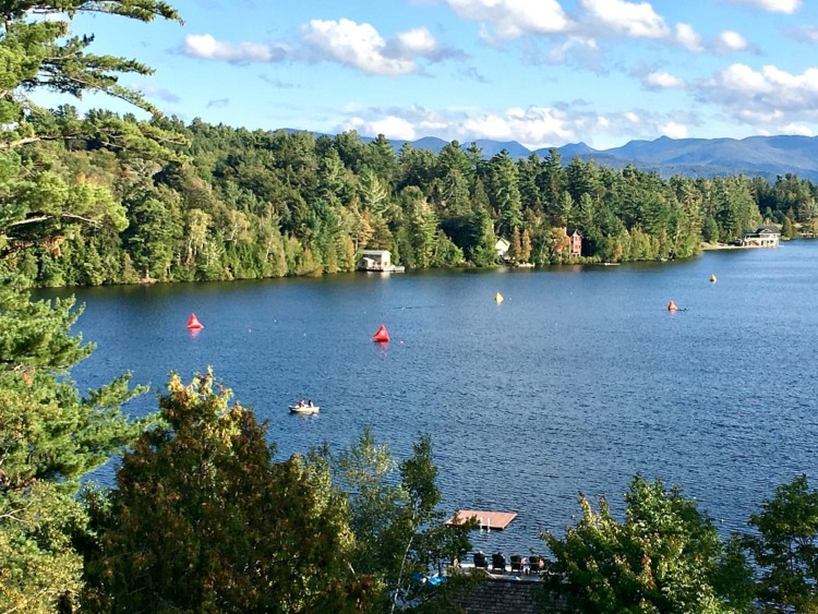 are water sports part of things to do in lake placid