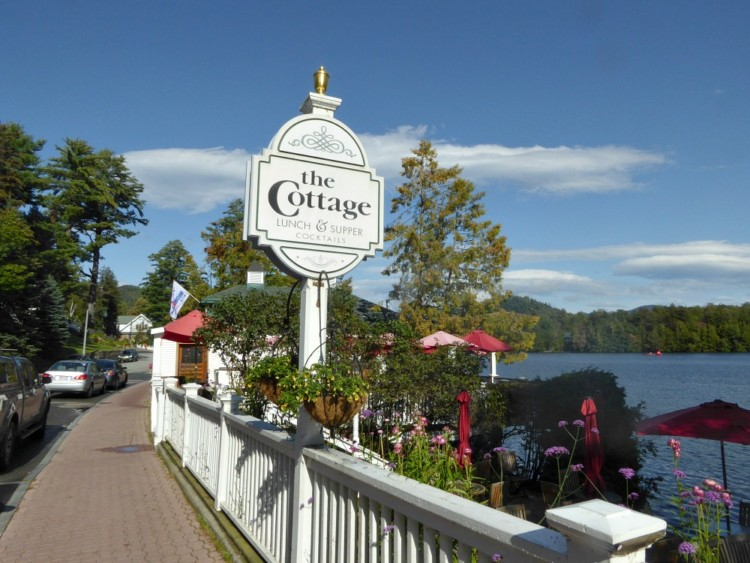 is Mirror Lake Inn a good place to dine on a lake placid ny vacation