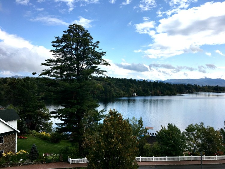 do you recommend staying at Mirror Lake Inn on a lake placid ny vacation