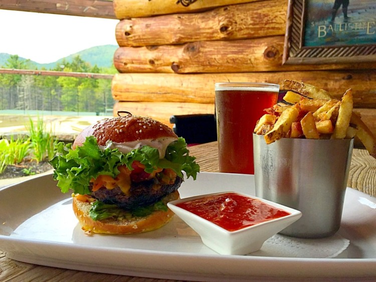is kanu at whiteface lodge a good place to eat on a lake placid ny vacation