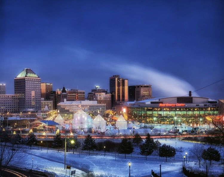 Spend 48 hours in St. Paul at the Mississippi Riverfront.