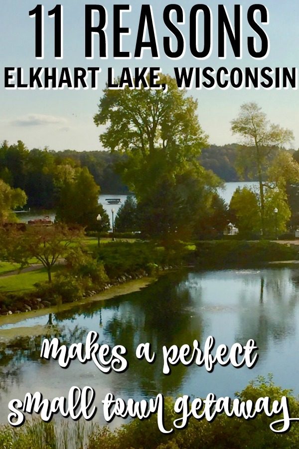 Wisconsin small town getaway proves excellence abounds in a village, population barely 1,000.