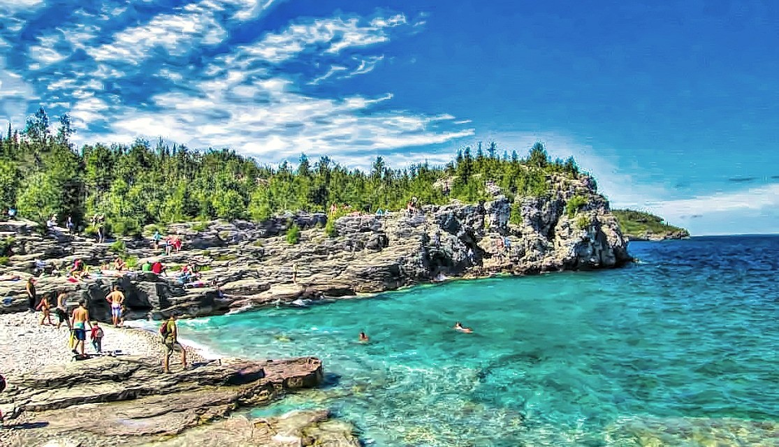 Visiting Canada's Bruce Peninsula National Park – the Most Spectacular Scenery in the East